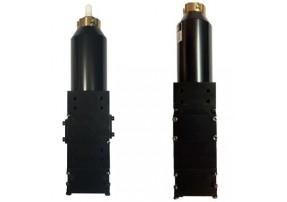 条形光斑测温焊接头